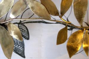Cinturón novia - Comprobación sobre plantilla (Paso 7)