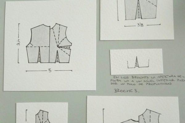 Broche - Proceso de trabajo con metal: Diseños propuestos