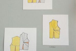 Broche - Proceso de trabajo con metal: Diseños definidos